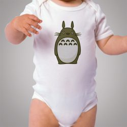 Cute Tonari and Totoro Baby Onesie