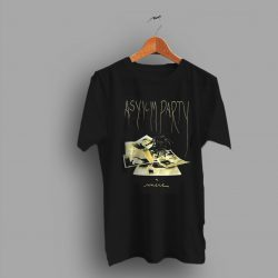 Darkwave Asylum Party Mere Post Punk T Shirt