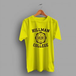Different World Funny Student Alumni Hilman College T Shirt