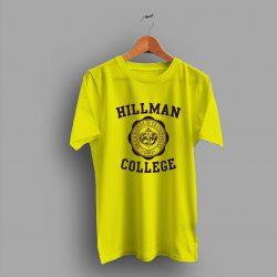 Different World Funny Student Alumni Hilman College T Shirt