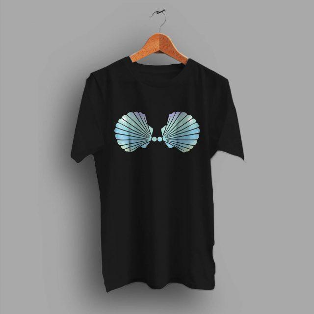 Disney Little Mermaid Shell Summer T Shirt