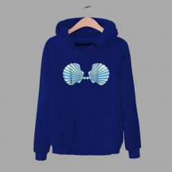 Disney Little Mermaid Shell Unisex Hoodie