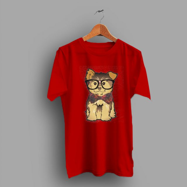 Dont Steal This Dorky Nerd Dog Cute T Shirt