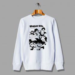 Dragon Ball Squad Goals Unisex Sweatshirt
