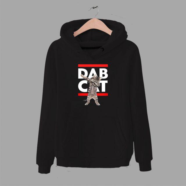 Dubstep Dance Funny Cat Unisex Hoodie