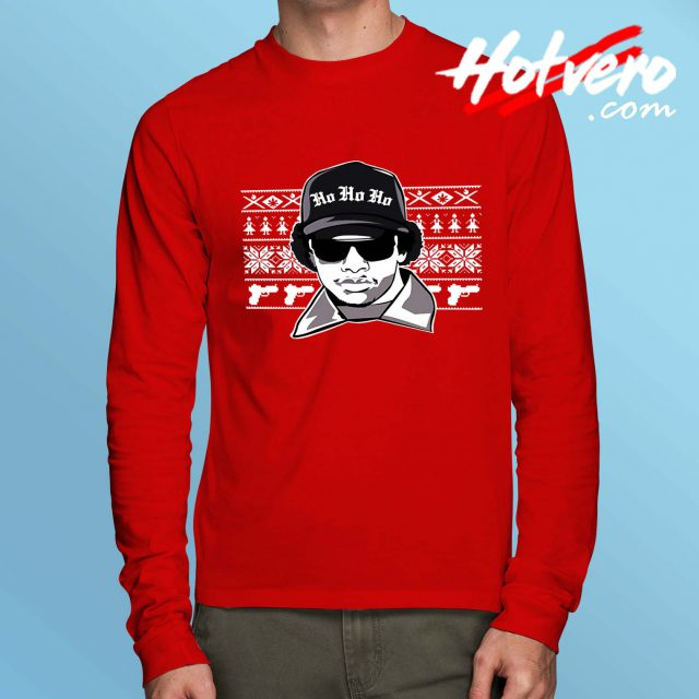 Eazy E Hip Hop Legend Long Sleeve T Shirt