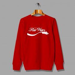 Enjoy Star Wars Coca Cola Parody Sweatshirt