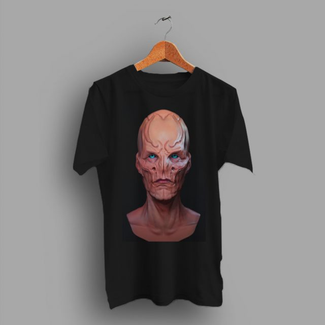 Favorite Character Is a Kelpien Alien Species Star Trek T Shirt