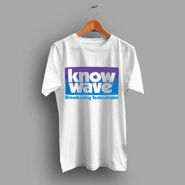 Find a Stretch Different Variations Know Wave T Shirt