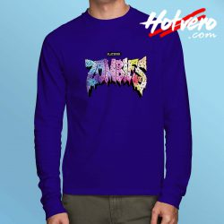 Flatbush Zombie Colorful Long Sleeve Shirt