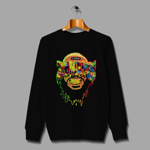 Flatbush Zombies Skull Hip Hop Sweatshirt