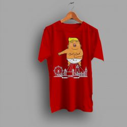 Floss Dance Baby Trump Ballon T Shirt