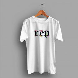 Flower REP safari Concert T Shirt