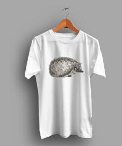 Forest Animal Hedgehog Cute T Shirt
