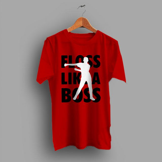 Fortnite Floss Dance Like Boss Game T Shirt