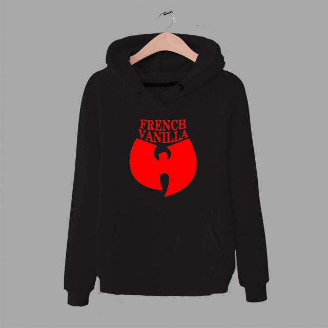 French Vanilla Wu Tang Clan Forever Hoodie