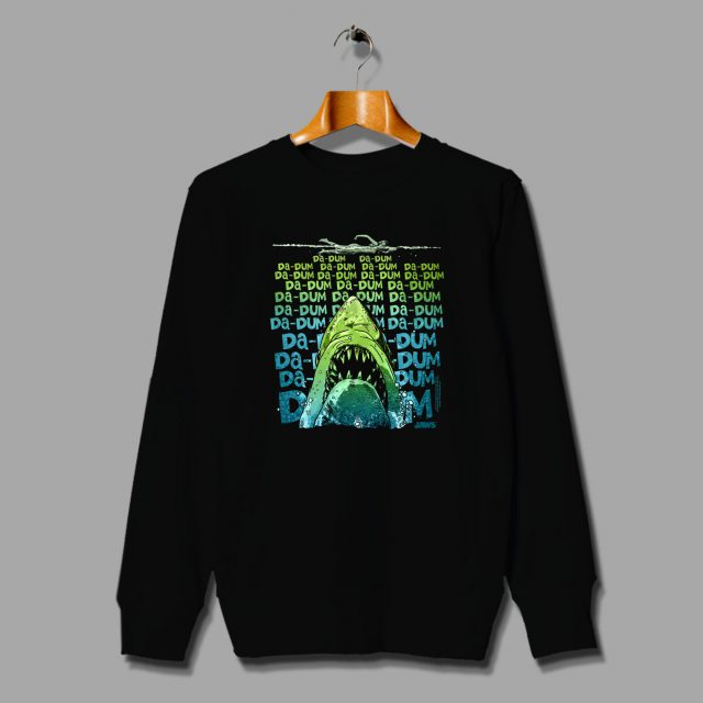 Funny Baby Shark Jaws Parody Inspired Sweatshirt