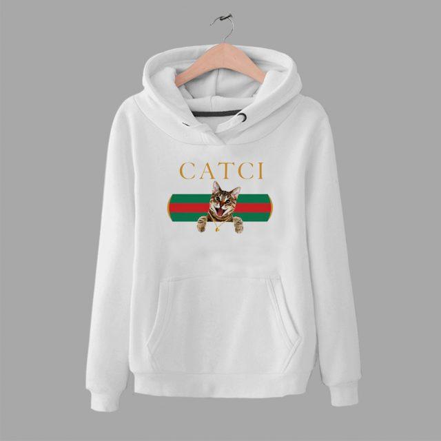 Funny Cat Catci Gucci Mane Unisex Hoodie