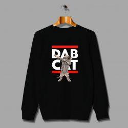 Funny Cat Dubstep Dance Unisex Sweatshirt