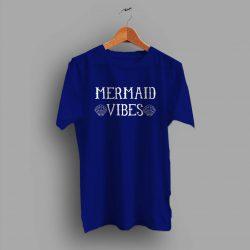 Funny Disney Little Mermaid Vibes Summer T Shirt