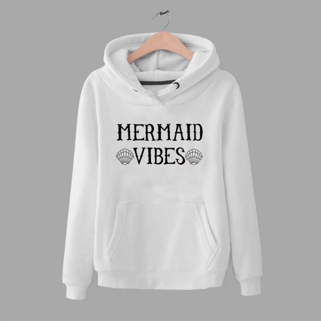 Funny Disney Little Mermaid Vibes Unisex Hoodie