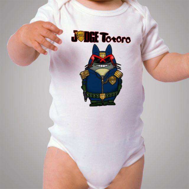 Funny Jodge Totoro Baby Onesie Bodysuit