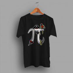 Funny Pirates Pi Day Geek T Shirt Nerd Tee