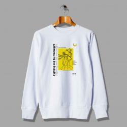Funny Sailor Moon Japanese Kawaii Unisex Sweatshirt