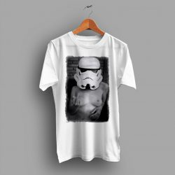 Funny Stormtrooper Star Wars Sexy Girl Geek T Shirt