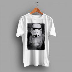 Funny Stormtrooper Star Wars Sexy Girl Geek T Shirt