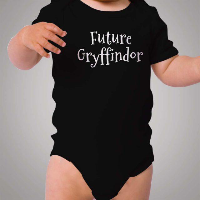 Future Gryffindor Hogwarts Wizarding School Baby Onesie