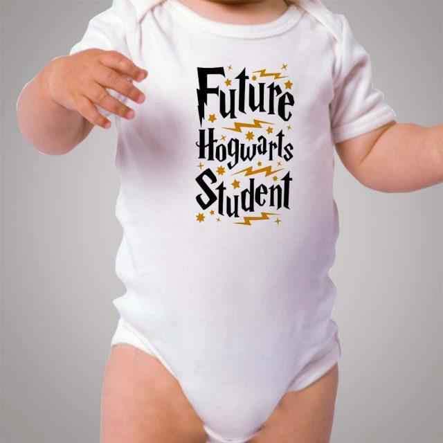 Future Hogwarts Student Baby Onesie Bodysuit