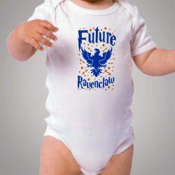 Future Ravenclaw Hogwarts School Baby Onesie