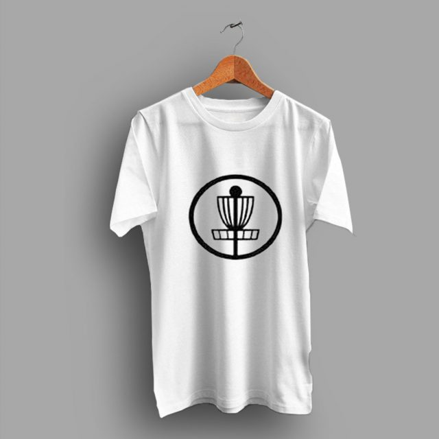 Gift Under Frisbee Golf Graphic T Shirt