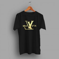Gold Money Luxury Victim LV Urban T Shirt