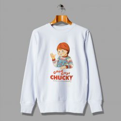 Good Guys Chucky He'll Your Friend Till The End Unique Sweatshirt