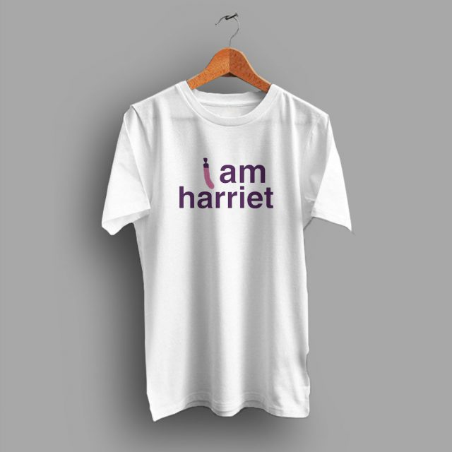 Grace And Frankie I Am Harriet Quote T Shirt