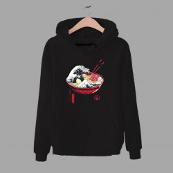 Great Wave Off Kanagawa Unisex Hoodie