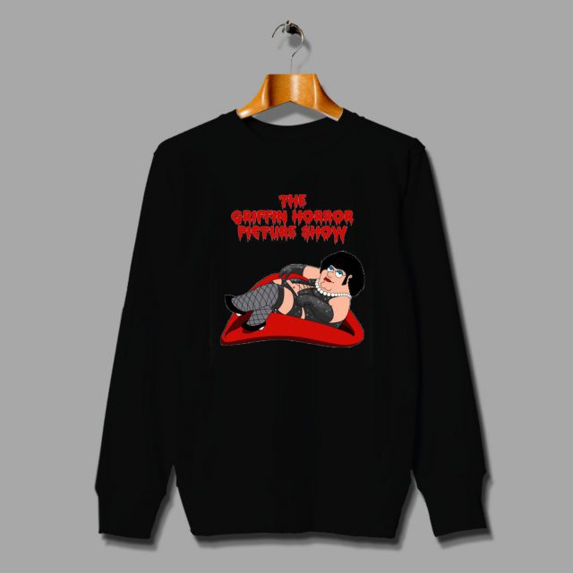Griffin Horror Picture Show Parody Sweatshirt