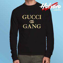 Gucci Mane Gang Long Sleeve T Shirt