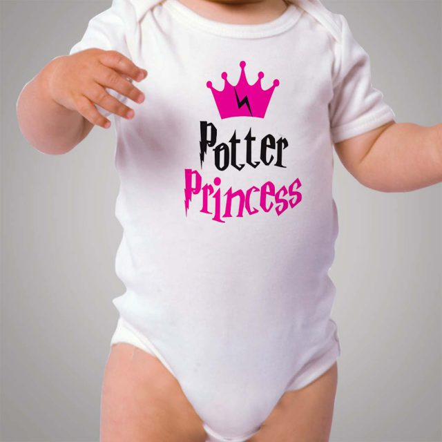 Harry Potter Princess Baby Onesie Bodysuit