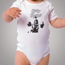 Harry Potter Spotter Parody Baby Onesie Bodysuit