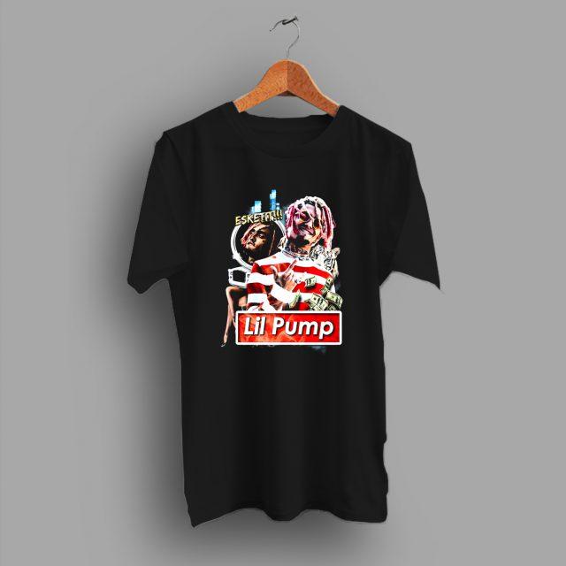 Hip Hop Legend Lil Pump Esketit Urban T Shirt