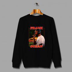 Hip Hop Sweatshirt Frank Ocean Rapper Outfit
