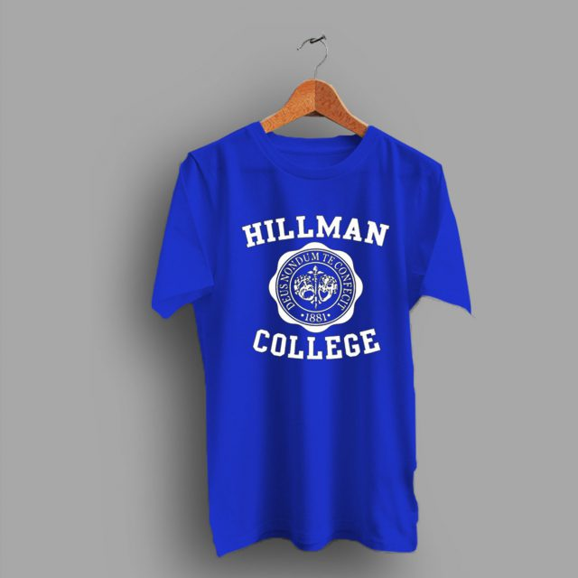 Historically Hilman College T Shirt