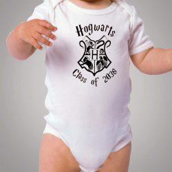 Hogwarts Class Of 2036 Baby Onesie Bodysuit