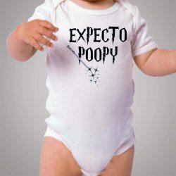 Hogwarts Expecto Poopy Baby Onesie Bodysuit