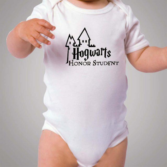 Hogwarts Honor Student Baby Onesie Bodysuit