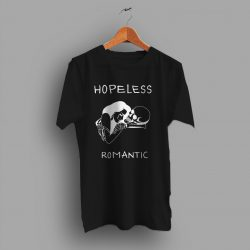 Hopeless Romantic Hip Hop T Shirt Design