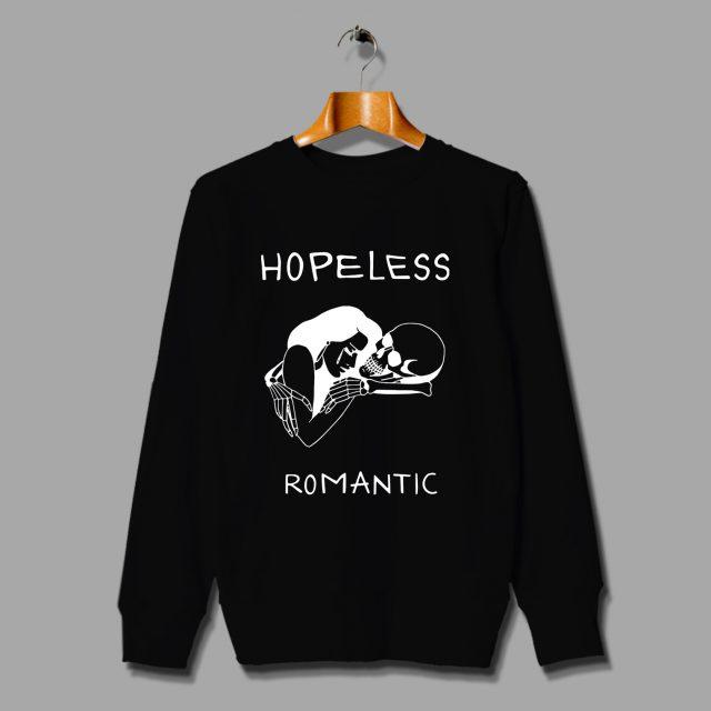 Hopeless Romantic Hip Hop Unisex Sweatshirt